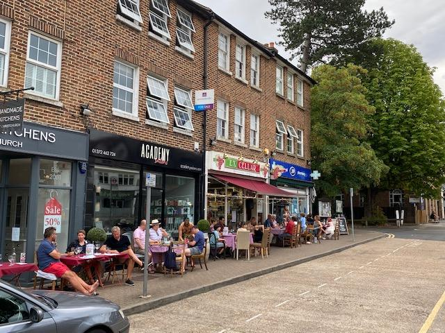 Eat in the Street Claygate