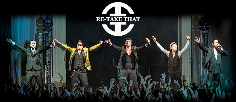 Gig on the Rec........Re Take That