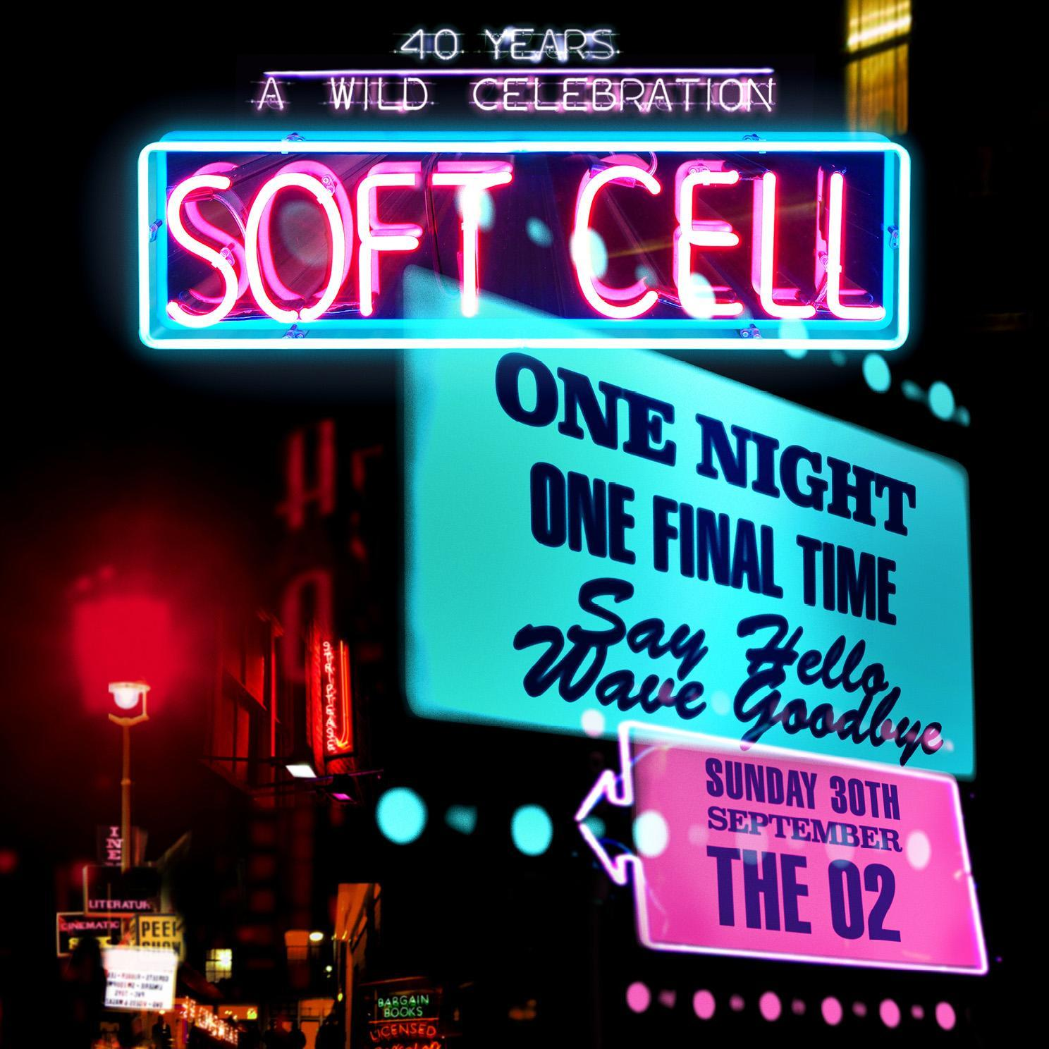 Soft Cell Live