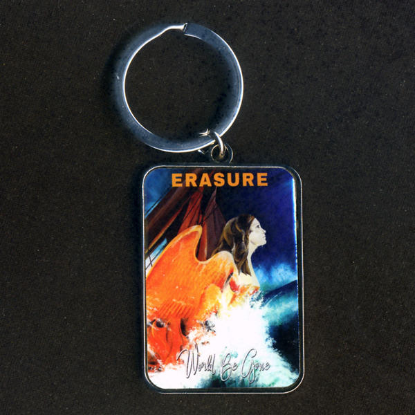World Be Gone Keyring