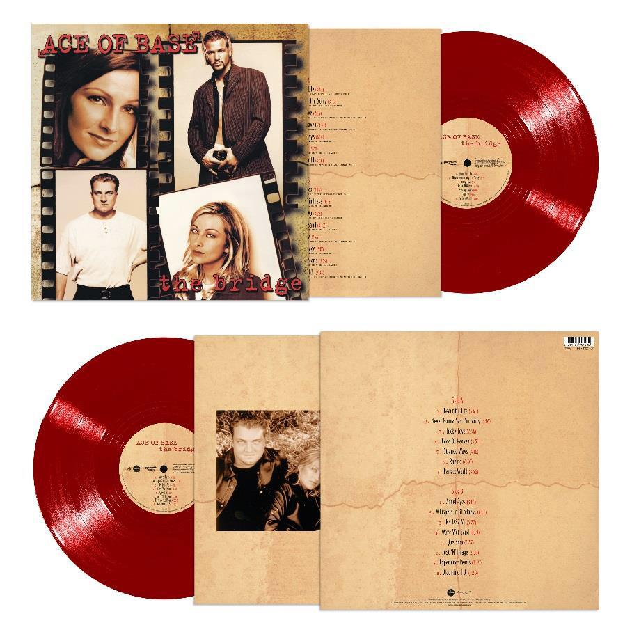 Ace Of Base All That She Wants 4xlp Colour