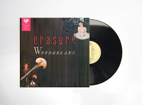 Erasure 30 Wonderland Heavyweight Vinyl Lp