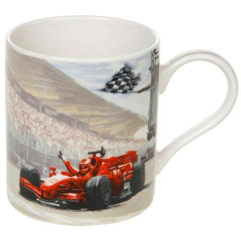 A Man's Life Grand Prix Fine China Mug