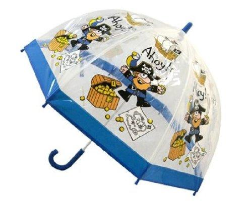 Children's Umbrellas Bugzz Kids Stuff Pirate Design