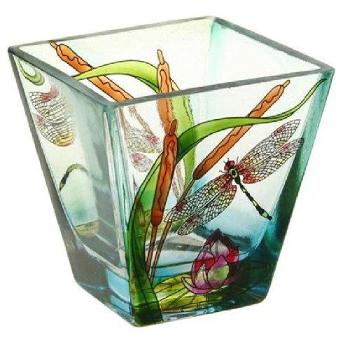 Lily Pond Collection Suncatcher Open Top Vase