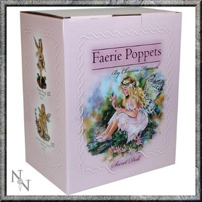 Fairy Poppets Figurine Secret Dell Faerie Limited Edition