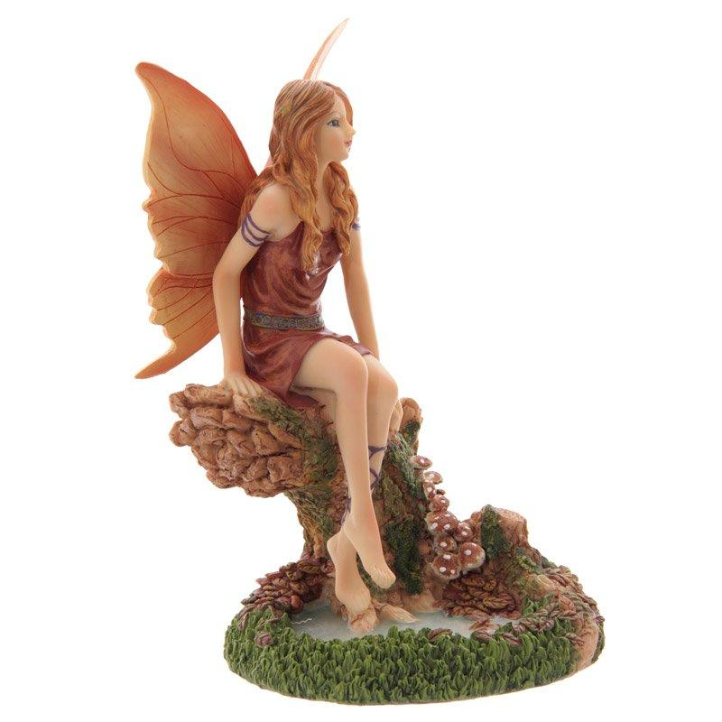 Tales of Avalon Autumn Daydream Fairy by Lisa Parker