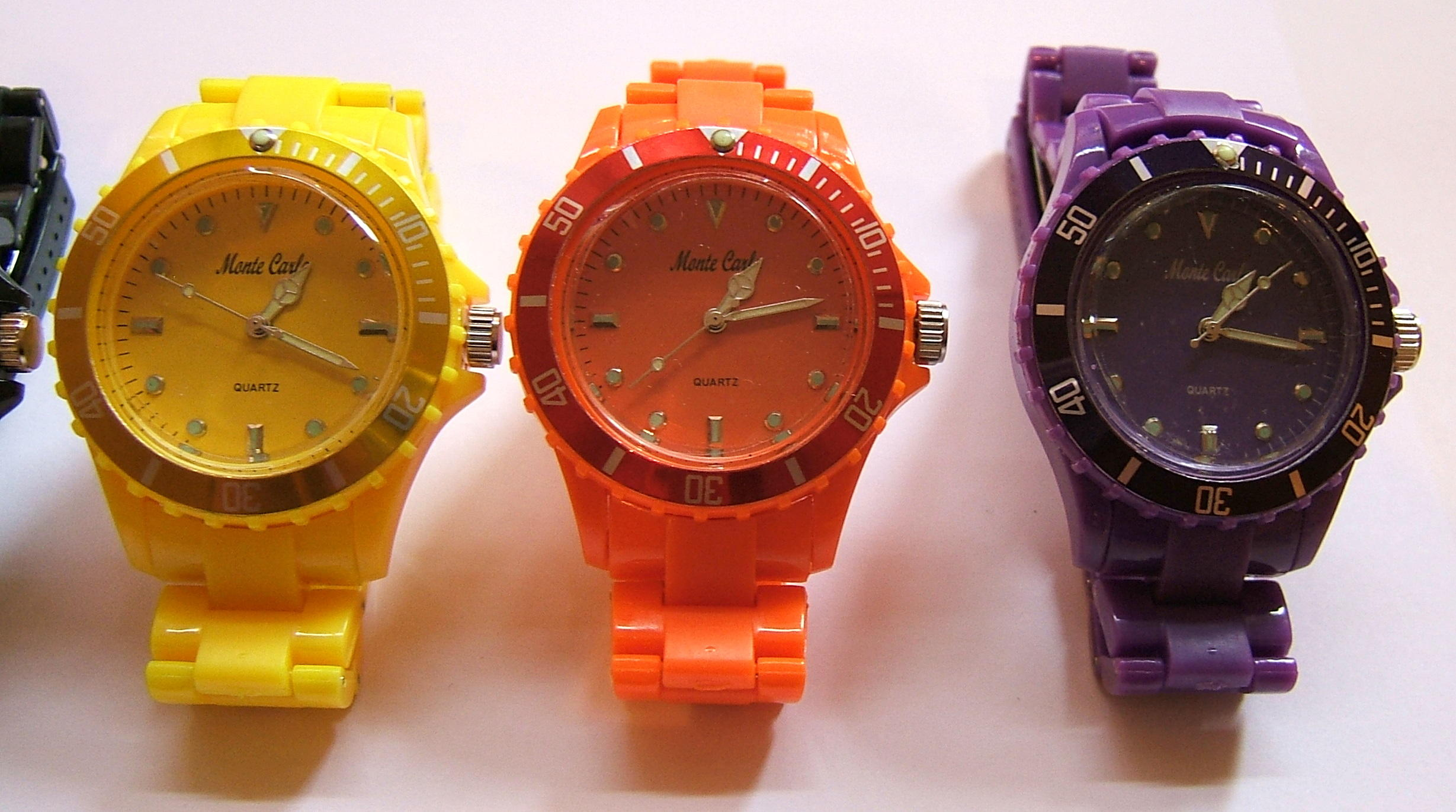 Monte Carlo Unisex Fashion Watches