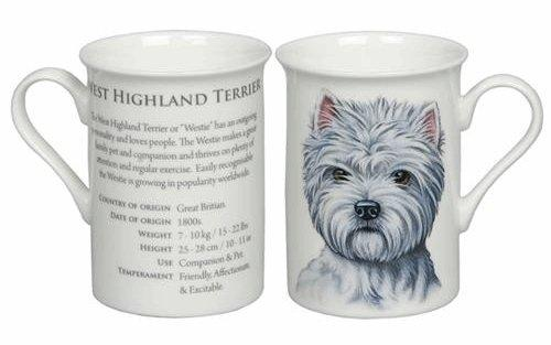 Best of Breed West Highland Terrier Mug (Westie)