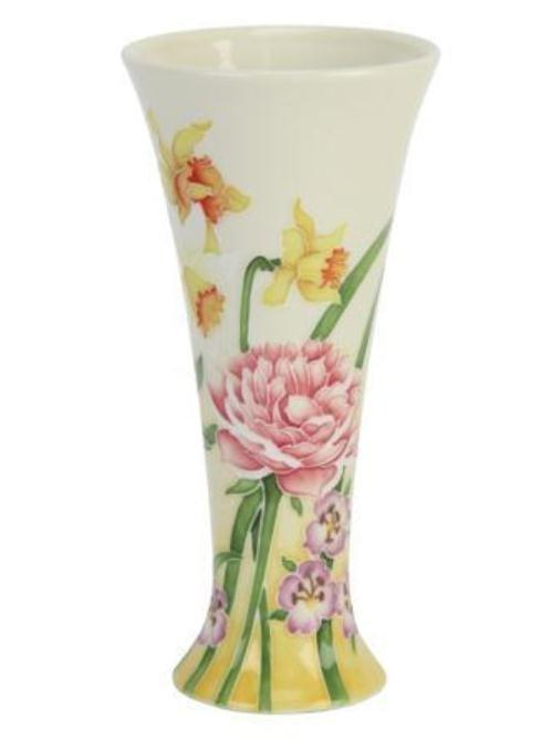 Old Tupton Ware Sunshine Design 20cm Vase