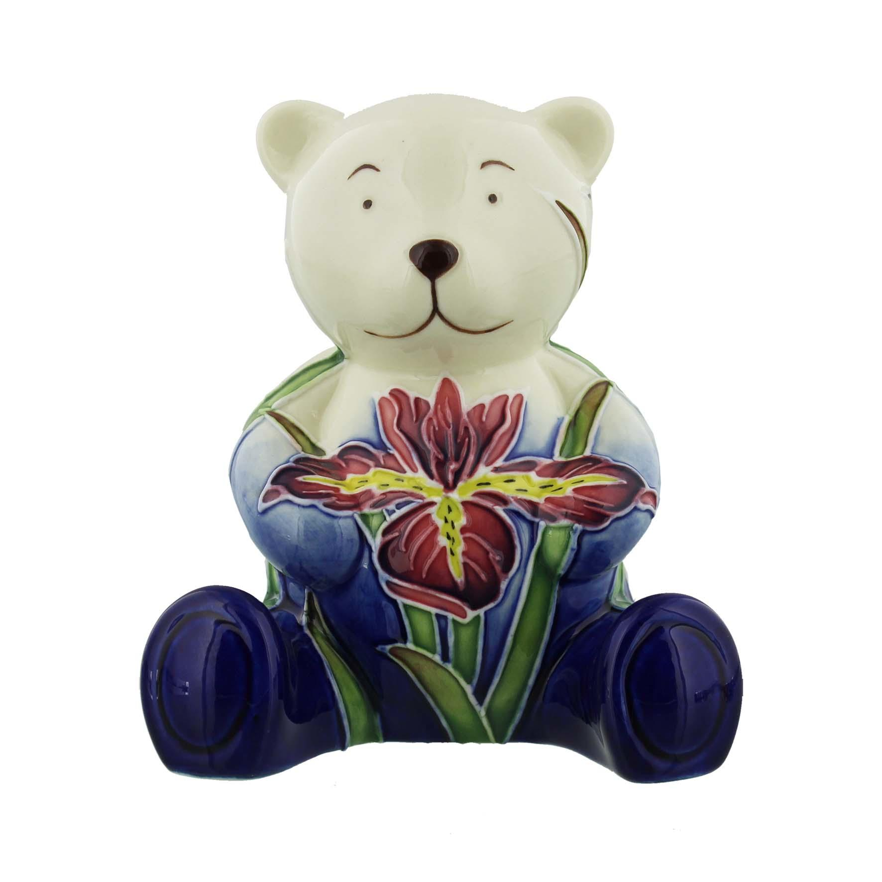 Old Tupton Ware Bear Iris Design