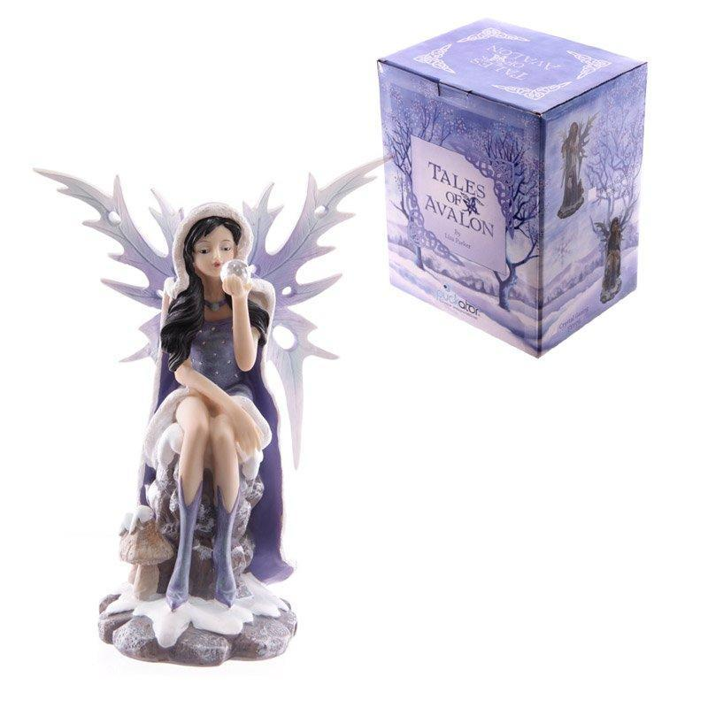 Tales of Avalon Fairy Crystal Gazing