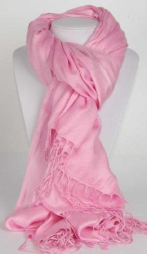 Pashmina Shawl In The Pink