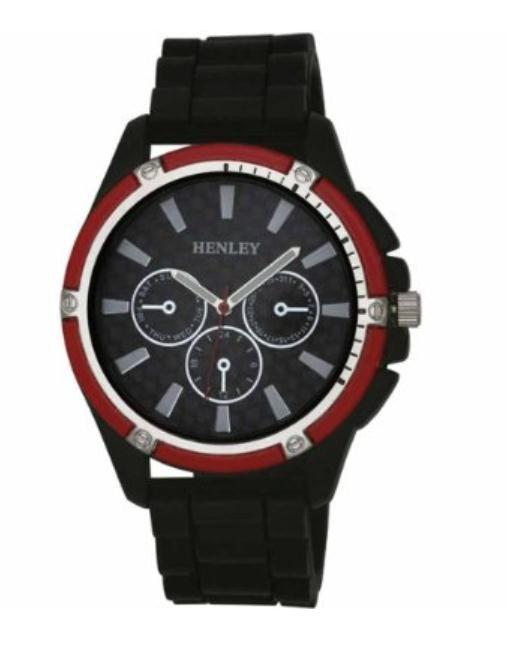 Henley Men's Quartz Sports Watch