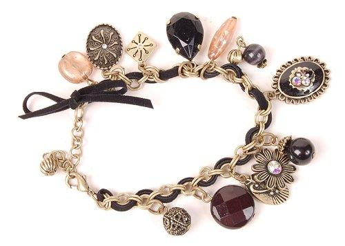 Antique Style Black Fashion Bracelet
