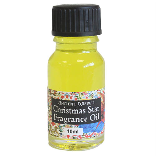 Christmas Fragrance Oils Star