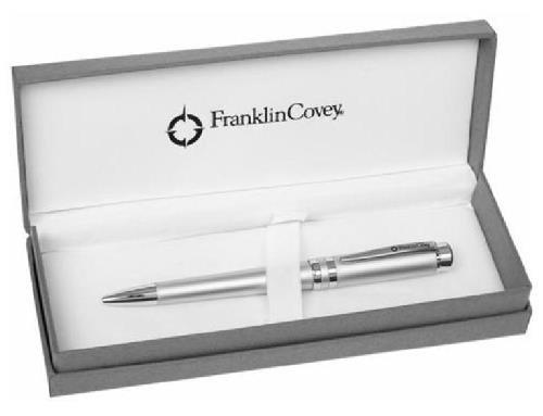 Franklin Covey Pens Freemont Satin Chrome