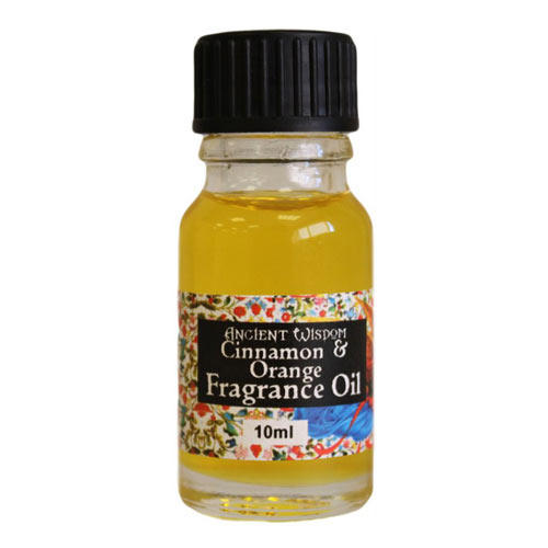 Christmas Fragrance Oils Cinnamon and Orange