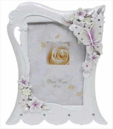 Photo Frame Bridal Butterfly