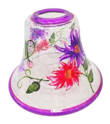 Candle Lampshade Wild Flower