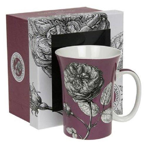 The Victorian Engraving Collection Roses Mug