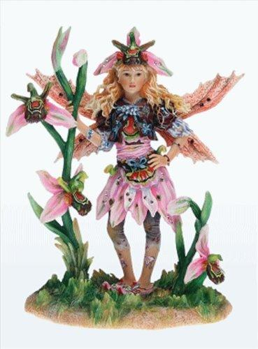 Fairy Poppets Figurine Keeper of the Bee Orchis