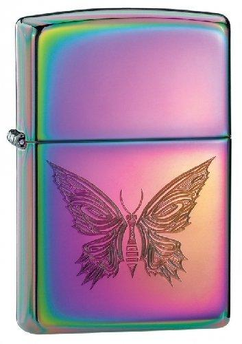 Zippo Lighter Wings of Destiny Butterfly Design
