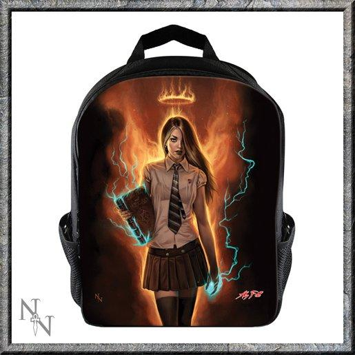 Rucksack/Schoolbag Necromancer Design by Aly Fell