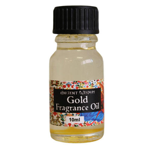Christmas Fragrance Oils Gold