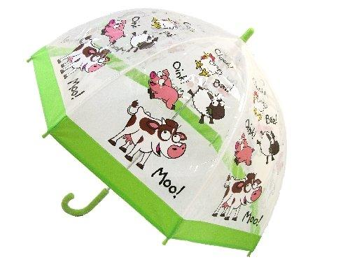 Children's Umbrellas Bugzz Kids Stuff Farmyard Design Child's Um