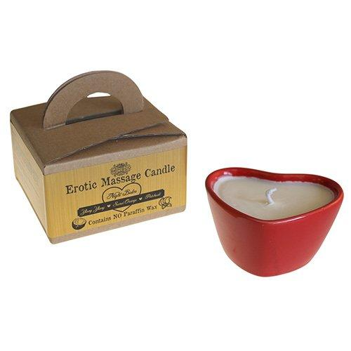 Erotic Soybean Massage Candle Night Balm