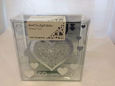 Heart Theme Tealight Holder