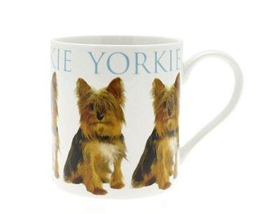 Big Letter Dog Mug Yorkshire Terrier (Yorkie)
