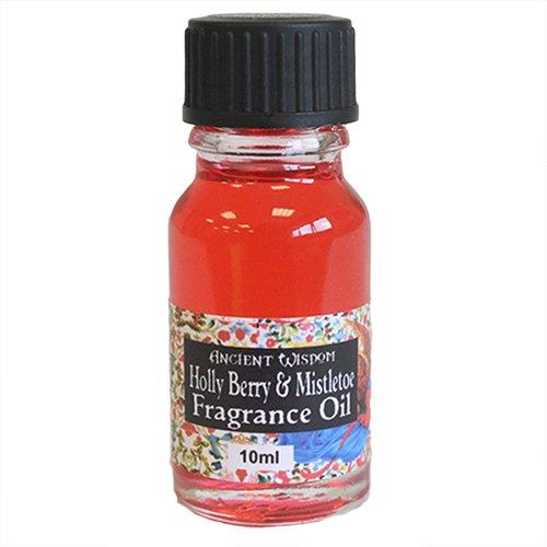 Christmas Fragrance Oils Holly Berry and Mistletoe