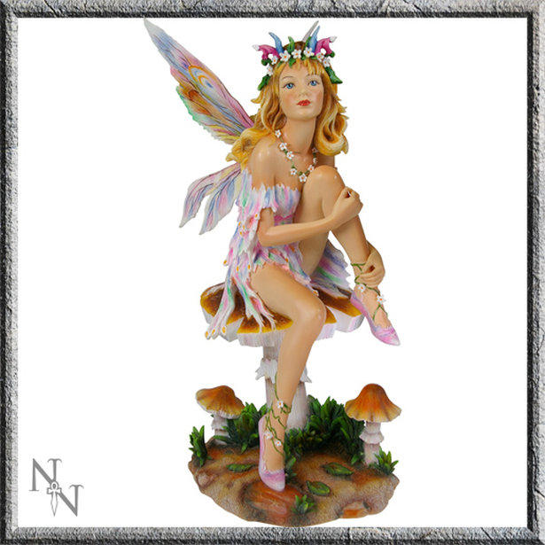 Fairy Poppets Figurine Faerie Ring Limited Edition