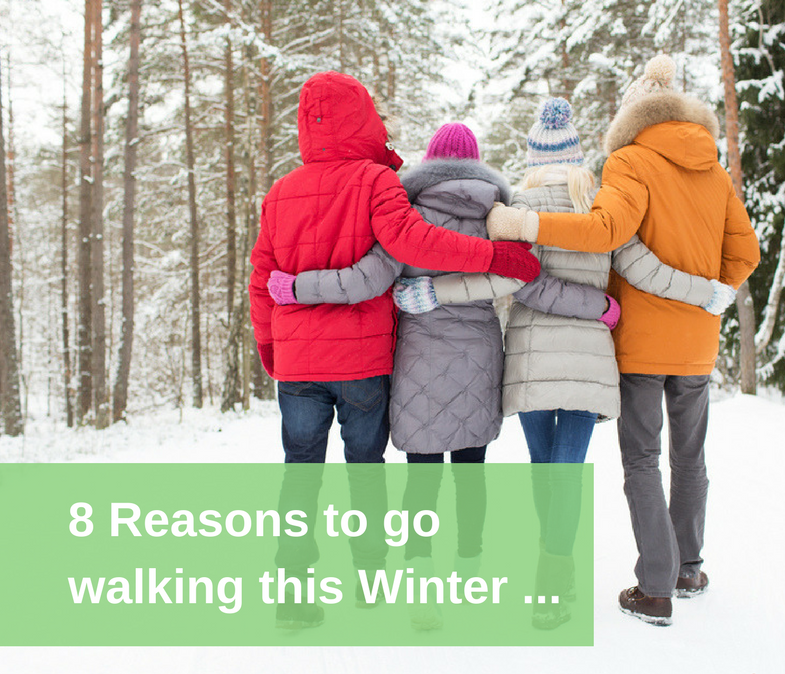 8 Reasons to go walking this Winter