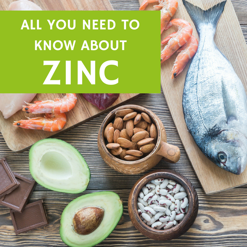 All You Need To Know About Zinc