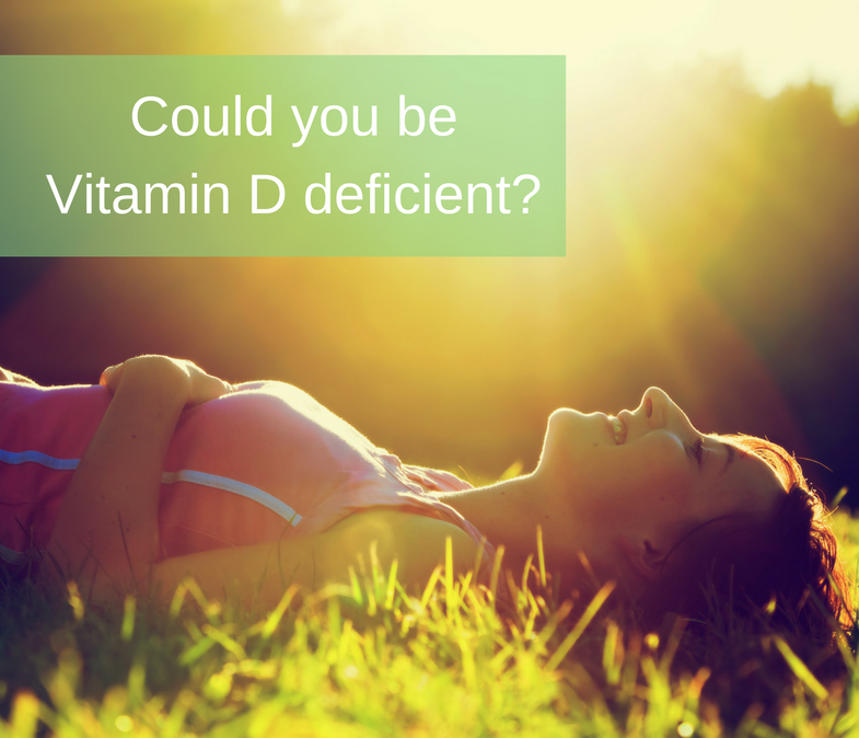 Could you be Vitamin D deficient?