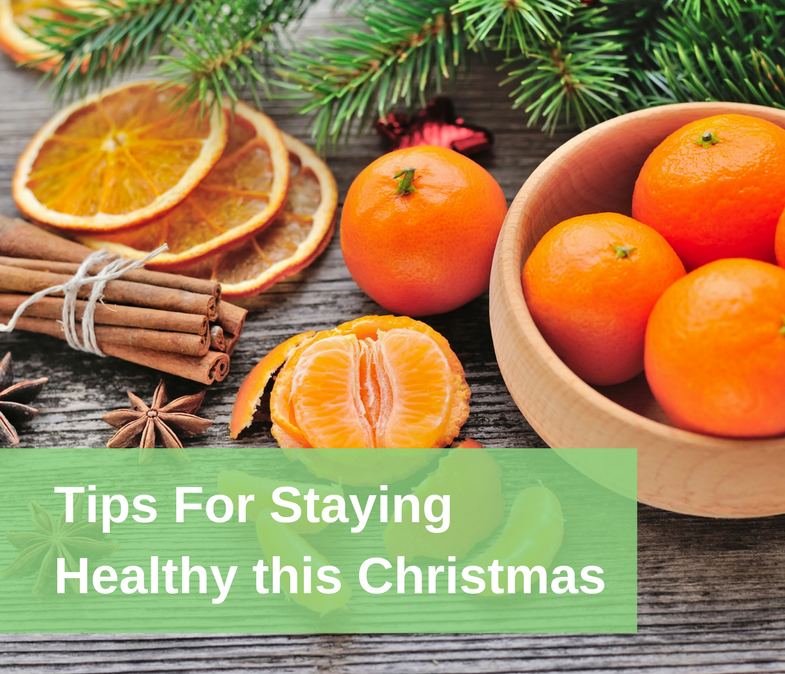 Tips for staying healthy this Christmas