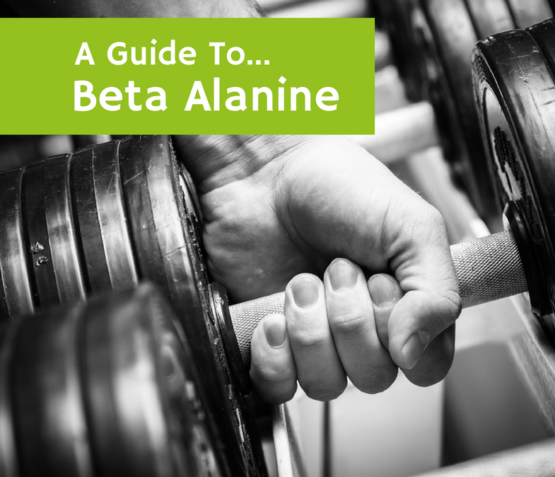 A Guide to Beta-Alanine...