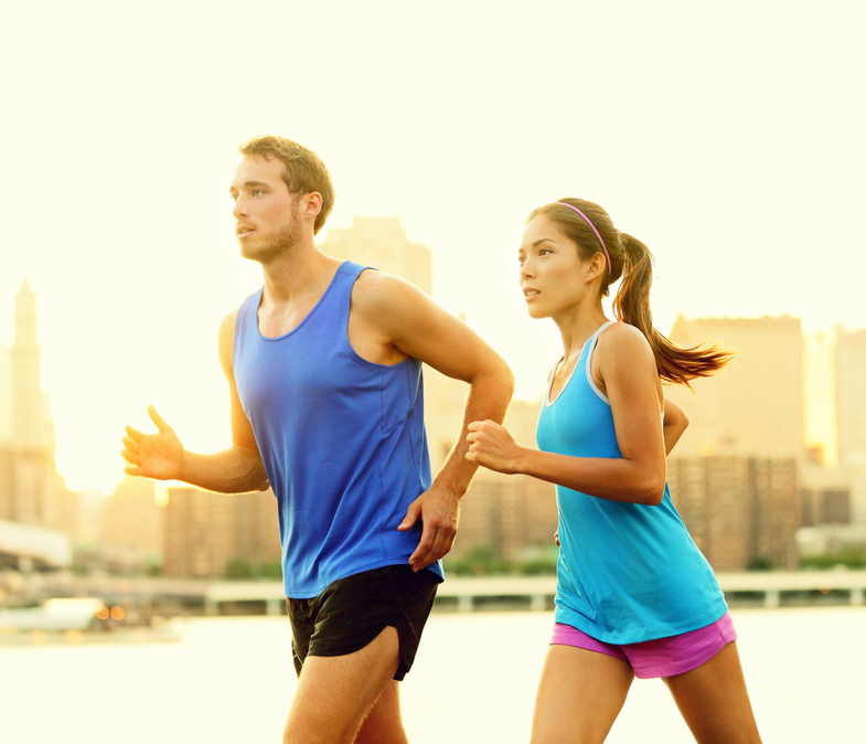 Active lifestyles and joint health: