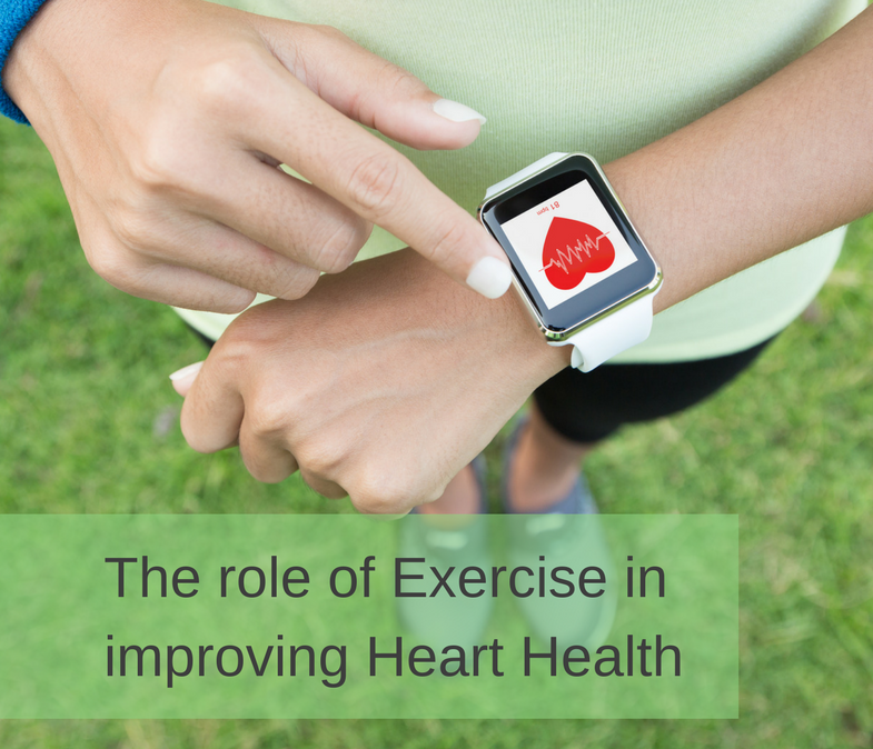 The Role of Exercise in improving Heart Health