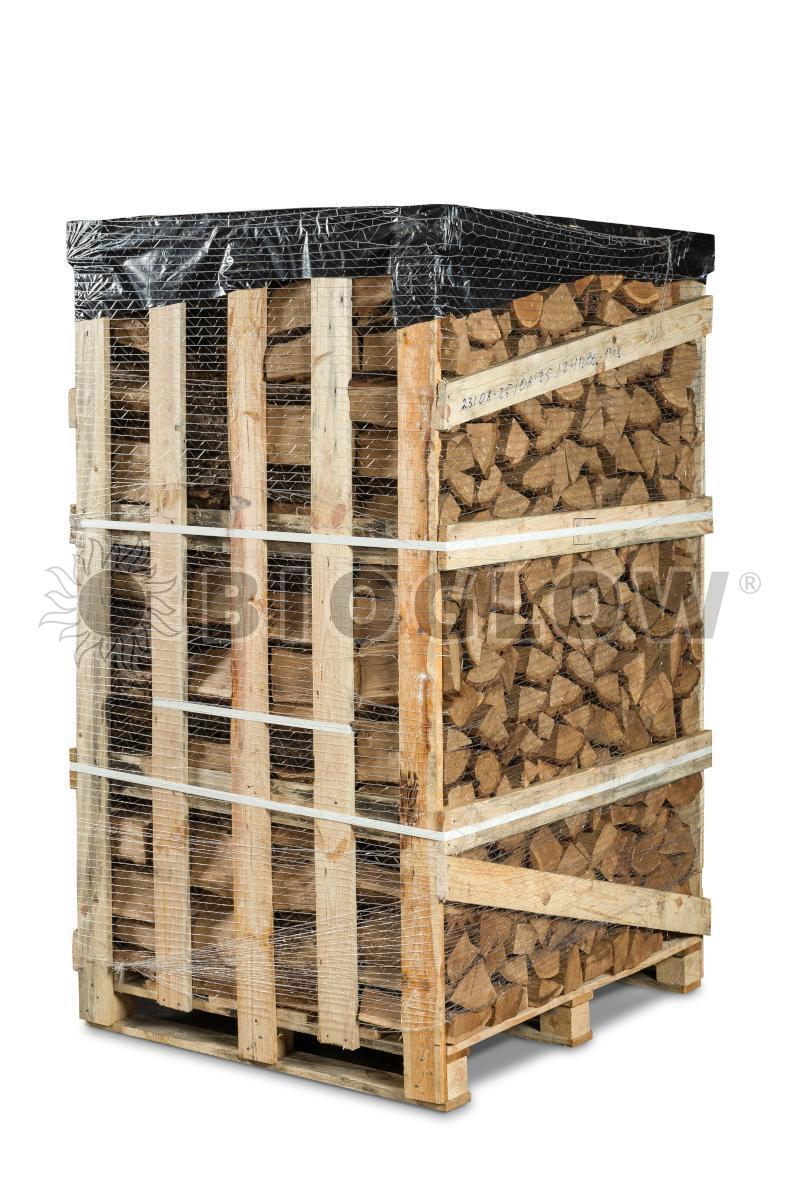 Oak Kiln-Dried Logs Large Crate