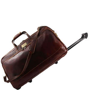 TL3067 Large Bora Bora Wheeled Travel Bag - Holdall - Case Polis