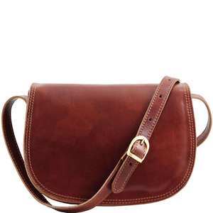 TL9031 Ladies Womans Isabella Leather Shoulder - Cross Body Bag Choice 5 Colours