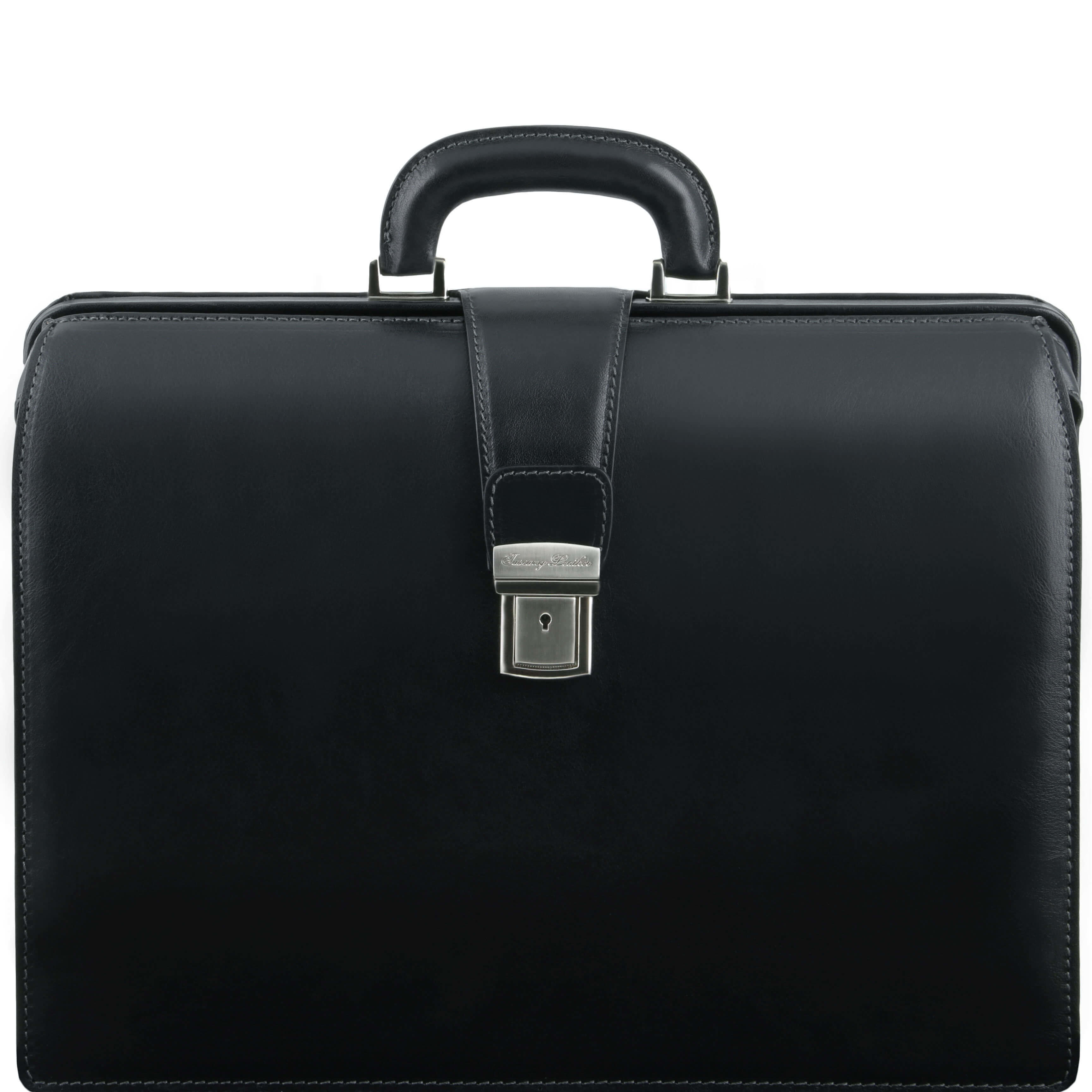 TL141347 NEW Canova Large Leather Doctors Bag-Accountants-Solici