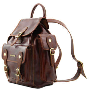 TL9052 Pechino Leather Leisure - Buisness - Backpack - Rucksack