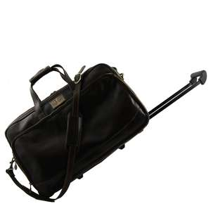 TL3065 Bora Bora Wheeled Travel Bag - Holdall - Case Polished Ca