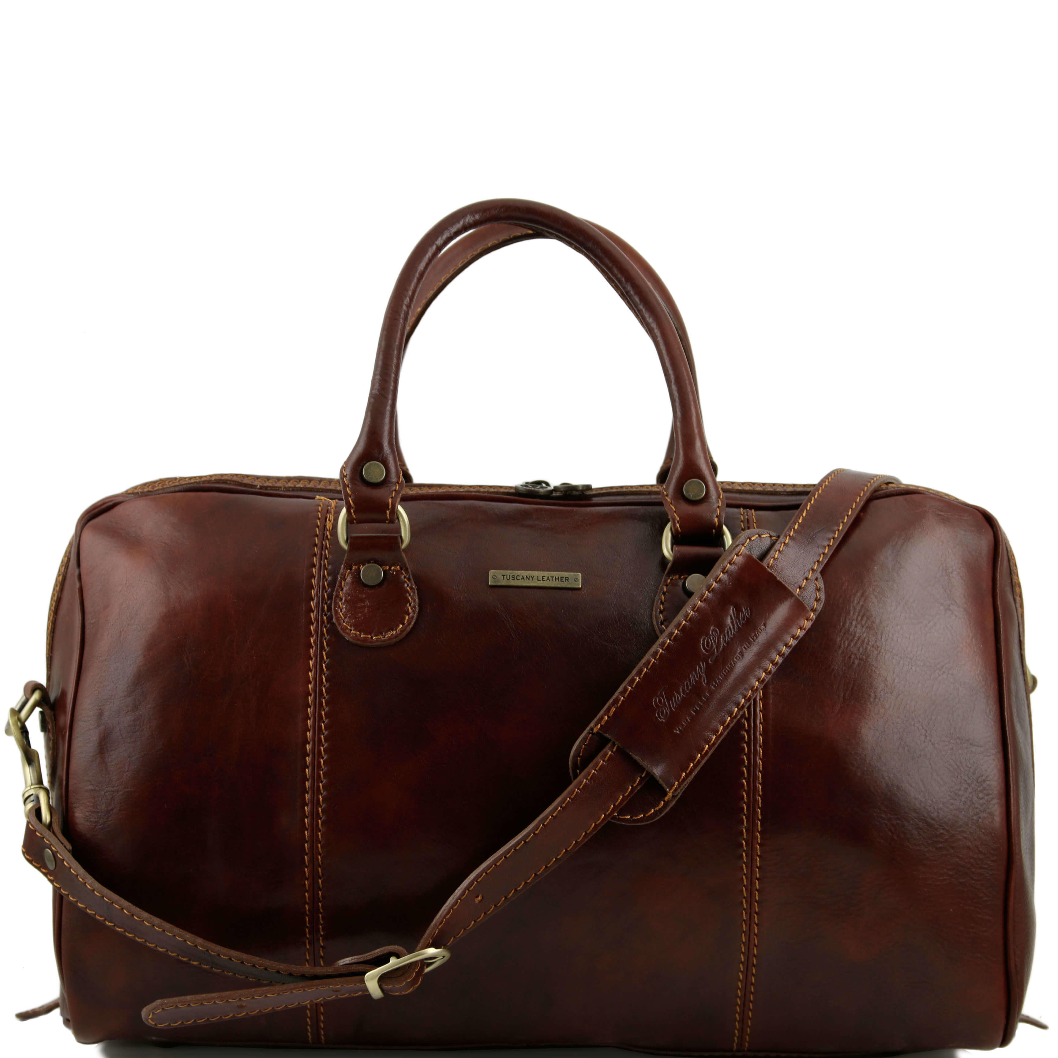 TL1045 Paris Leather Travel - Luggage  -Duffel - Bag - Case & Sh