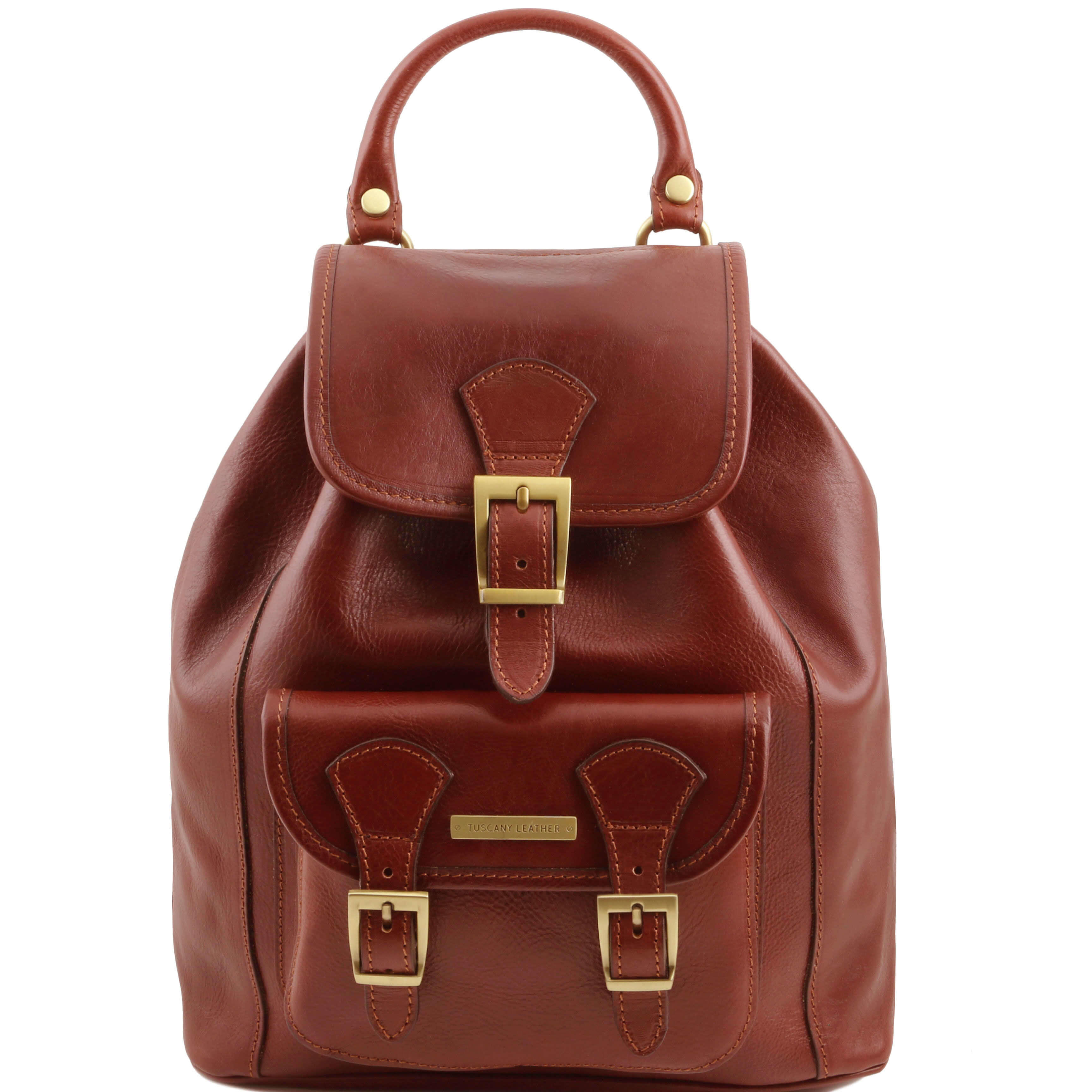 TL141342 Kobe Leather Buisness - Leisure - Hiking - Backpack - R